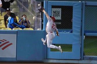 Cardinals take advantage of stellar defensive performance to beat Dodgers, 3-2
