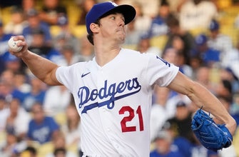 Walker Buehler spins six-plus stellar innings for Dodgers in 3-1 win over Giants thumbnail