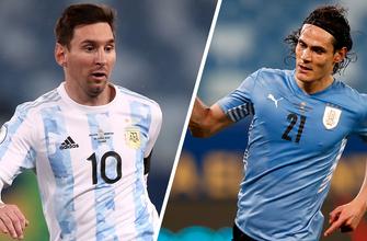Alexi Lalas sobre la actuación de Argentina frente a Bolivia, 'Aparecieron las estrellas, Messi estuvo increíble'.