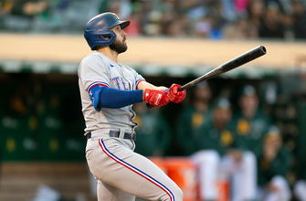 Joey Gallo stays hot with two more homers as Rangers top Athletics, 5-4 thumbnail