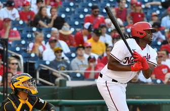 Nationals hand Pirates 10th-straight loss behind home runs from Gomes and Bell, 3-1