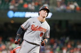 Ryan Mountcastle homers, drives in three runs as Orioles top Astros, 9-7 thumbnail