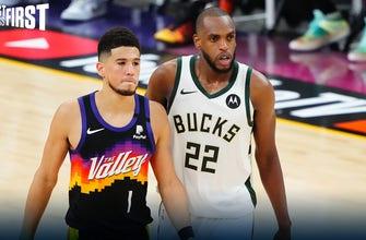 Antoine Walker: 'Los Bucks deberán ajustarse si quieren ganar esta final' |  LO PRIMERO ES LO PRIMERO