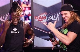 Riddle quiere que Randy Orton vuelva a su vida: WWE Raw Talk, 12 de julio de 2021