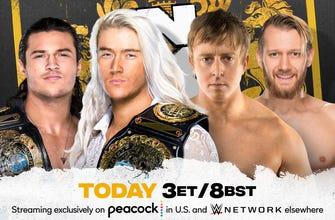 WWE NXT UK: July 22, 2021