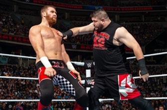 Sami Zayn vs. Kevin Owens: WWE Battleground 2016 (Full Match)
