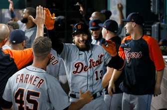 Tigers overcome two homers from Joey Gallo to beat Rangers, 5-3