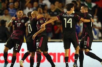 México gana el primer puesto en el Grupo A con victoria 1-0 sobre El Salvador