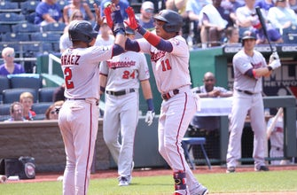 Twins launch three homers in 6-2 win over Royals