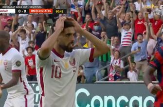 El descarado penalti de panenka de Hassan Al Haydos fracasa mientras USMNT se mantiene a la altura de Qatar, 0-0