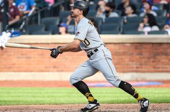 Bryan Reynolds' two run homer tops off Pirates' 6-2 win vs Mets