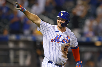 Pete Alonso clubs 17th homer as Mets double up Pirates, 4-2 thumbnail