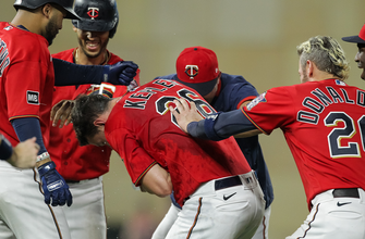 Max Kepler's RBI single gives Twins 6-5 walk-off win over Tigers thumbnail