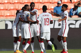 Qatar dominates from start to finish in 4-0 win over Grenada