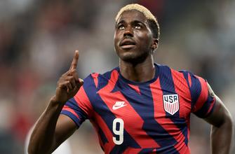 La redirección de Gyasi Zardes le da al USMNT una ventaja de 1-0 contra Qatar