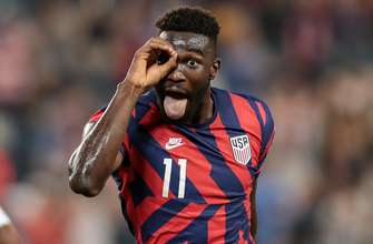 Maurice Edu on Daryl Dike after two-goal performance, 'a player we've seen grow in the short tenure'