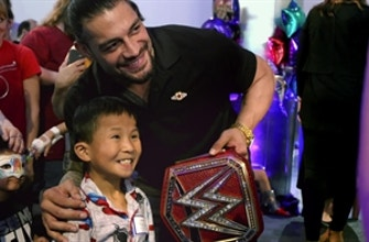 Go beyond the ring with WWE