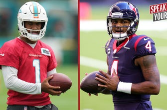 Emmanuel Acho: The Dolphins need to be interested in Deshaun Watson, but it's no indictment on Tua I SPEAK FOR YOURSELF thumbnail