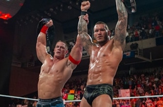Los sorprendentes compañeros de equipo de John Cena: WWE Top 10, 8 de agosto de 2021