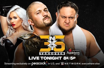 Full NXT TakeOver 36 results thumbnail