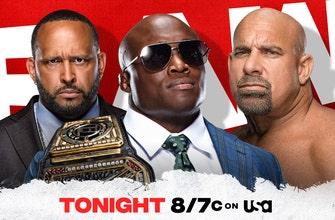 Raw: August 16, 2021 thumbnail