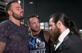 LA Knight alinea a Josh Briggs para enfrentar a Cameron Grimes: Exclusiva Digital de WWE, 17 de agosto de 2021