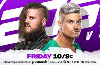 WWE 205 Live, Aug. 20, 2021 thumbnail