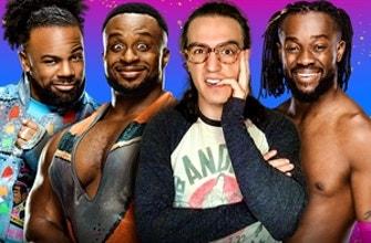 RJ City recuerda hilarantemente su desafortunada prueba de WWE: The New Day: Feel the Power, 23 de agosto de 2021