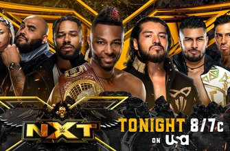 WWE NXT: 23 de agosto de 2021