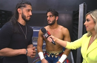 Mansoor sounds off on Mustafa Ali: WWE Digital Exclusive, Aug. 23, 2021