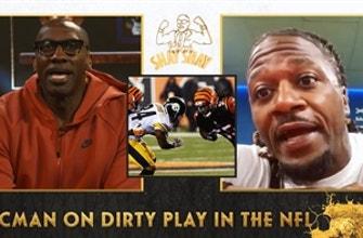 Adam «Pacman» Jones: Los Steelers son el equipo más sucio de la liga I Club Shay Shay