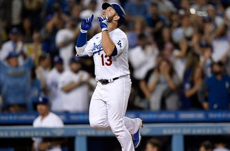 Max Muncy hits game-winning solo homer in the eighth as Dodgers beat Pirates, 2-1 thumbnail