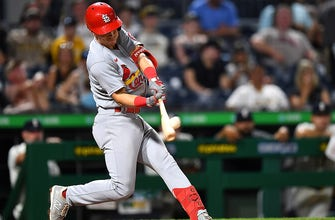 Tommy Edman's three-run shot powers Cardinals to 4-3 win over Pirates thumbnail