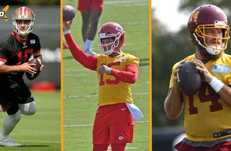 Joe Theismann analiza los viajes al Super Bowl de los Chiefs, Jimmy G en San Francisco, el papel de Ryan Fitzpatrick I THE HERD