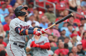 Trevor Larnach's RBI ground rule double helps Twins defeat Astros, 5-3 thumbnail