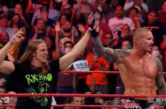 Randy Orton takes on AJ Style and betrays Riddle in the Raw main event