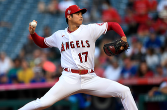 Shohei Ohtani fans six in six innings of work, Angels down Blue Jays, 6-3 thumbnail