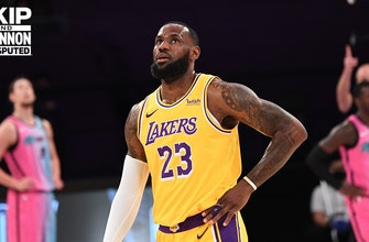 Shannon Sharpe: If LeBron James shot as much as Michael Jordan, he'd average 30-points for a career I UNDISPUTED