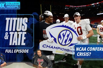 Titus and Tate on the existential crisis of the NCAA | Titus & Tate