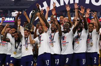 USMNT gana la dramática final de la Copa Oro sobre México en tiempo extra, 1-0 |  Copa de Oro 2021
