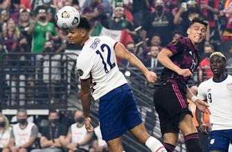 El cabezazo de Miles Robinson le da a USMNT una ventaja tardía de 1-0 contra México
