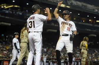Josh Rojas goes 4-for-5 with two RBI as Diamondbacks clobber Padres, 12-3