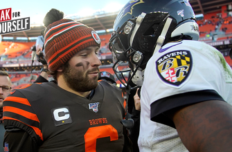 Jason McIntyre: Baker Mayfield will win a Super Bowl before Lamar Jackson I SPEAK FOR YOURSELF