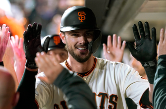 Kris Bryant launches two homers as Giants top Mets, 7-5