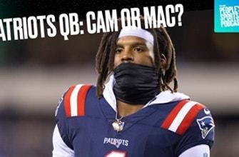Should the Patriots Start Cam Newton or Mac Jones?