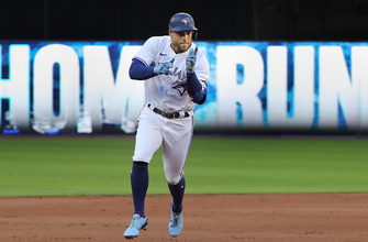 George Springer's homer gives Blue Jays lead over Indians, 8-6 thumbnail