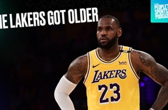Lakers got a lot older this week | People's Sports Podcast
