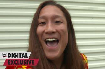 Ikemen Jiro quiere vencer a Roderick Strong este martes: Exclusiva digital de WWE, 28 de agosto de 2021