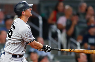 Yankees beat Braves, 5-4, for 11th straight win thumbnail