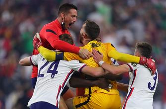 Vea a USMNT celebrar la victoria de la Copa Oro 2021 después del gol de Mile Robinson para vencer a México